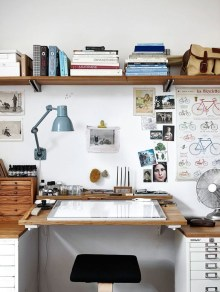 Simple Workspace Design Ideas31