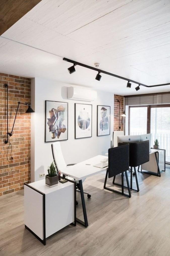 Simple Workspace Design Ideas39