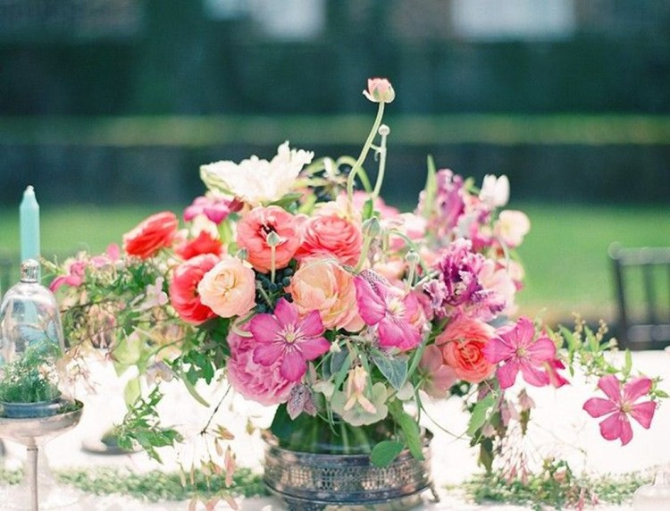 Amazing Diy Ideas For Fresh Wedding Centerpiece34