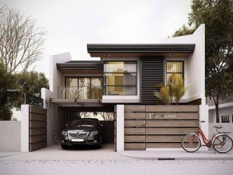 Amazing Modern Home Exterior Designs17