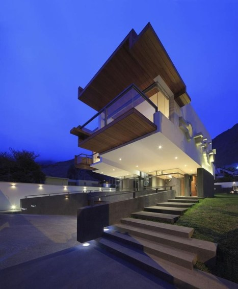 Amazing Outstanding Contemporary Houses Design01