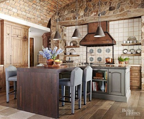 Amazing Traditional Kitchen Designs For Your Kitchen Renovation14