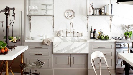 Amazing Traditional Kitchen Designs For Your Kitchen Renovation31