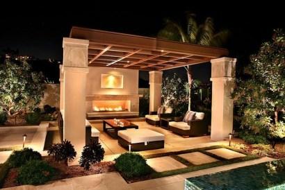 Amazing Traditional Patio Setups For Your Backyard24