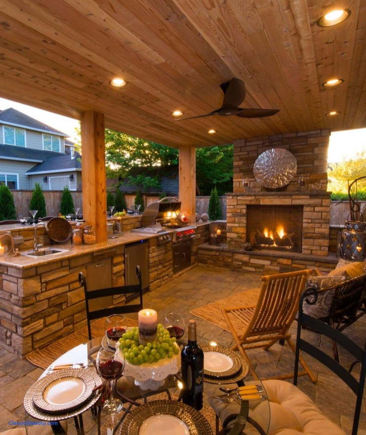 Amazing Traditional Patio Setups For Your Backyard30