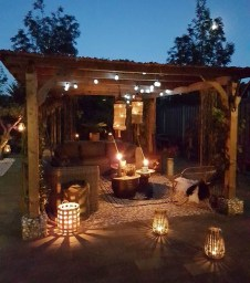Amazing Traditional Patio Setups For Your Backyard35