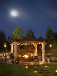 Amazing Traditional Patio Setups For Your Backyard44