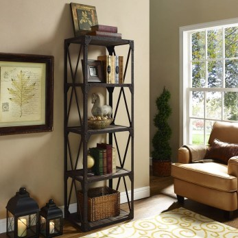 Amazing Wall Storage Items For Your Contemporary Living Room06