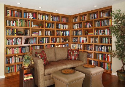 Amazing Wall Storage Items For Your Contemporary Living Room19