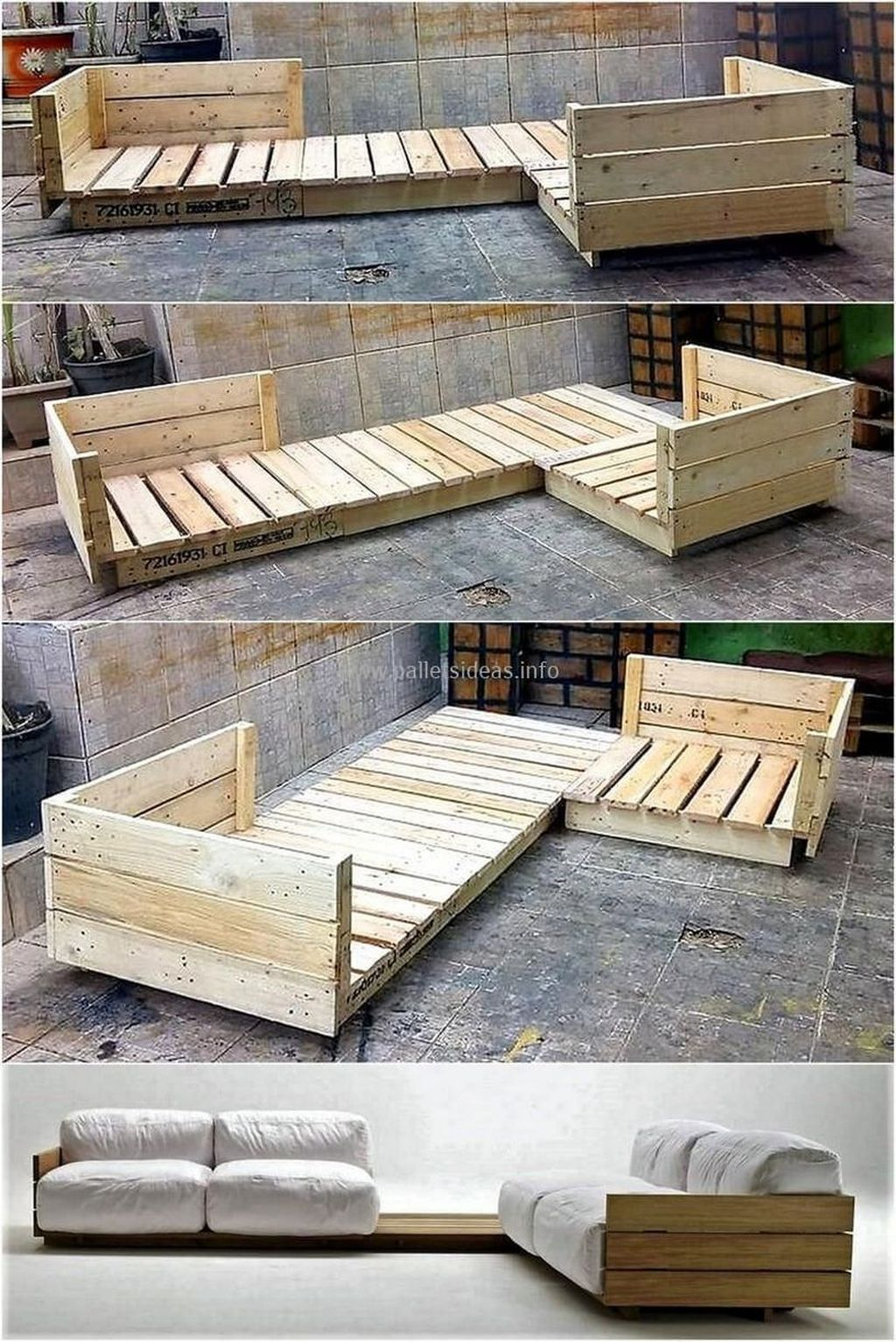 Awesome Diy Pallet Projects Design36
