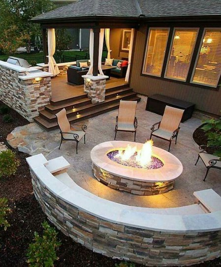 Beautiful Patio Designs43