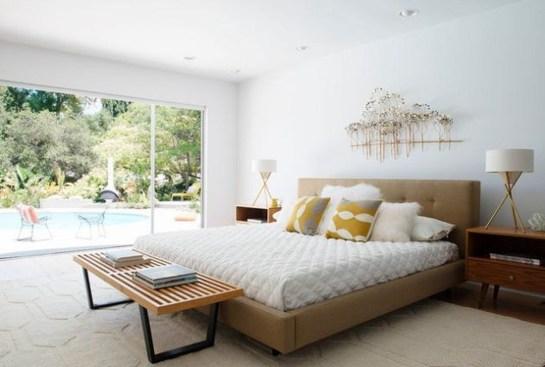 Beautiful Vintage Mid Century Bedroom Designs05