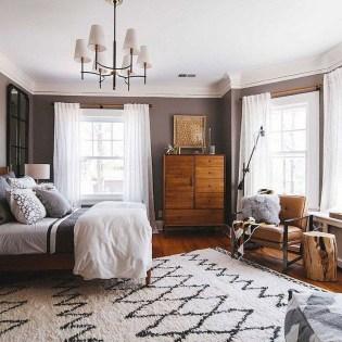 Beautiful Vintage Mid Century Bedroom Designs11