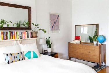 Beautiful Vintage Mid Century Bedroom Designs26