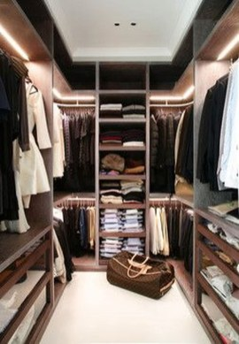 Contemporary Closet Design Ideas25