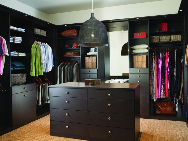 Contemporary Closet Design Ideas33