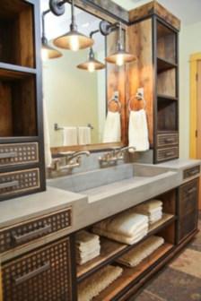 LoVely Rustic Bathroom Ideas11
