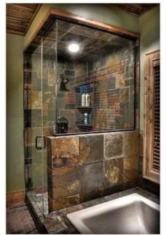 LoVely Rustic Bathroom Ideas13