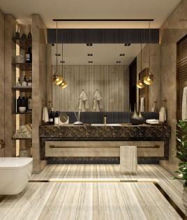 Lovely Contemporary Bathroom Designs32