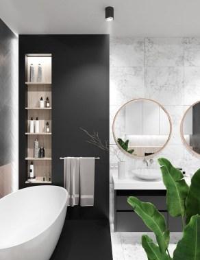 Lovely Contemporary Bathroom Designs34