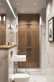 Lovely Contemporary Bathroom Designs37