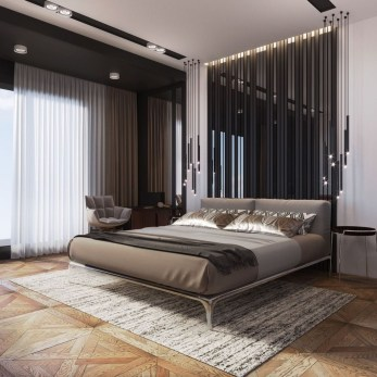 Lovely Contemporary Bedroom Designs For Your New Home15