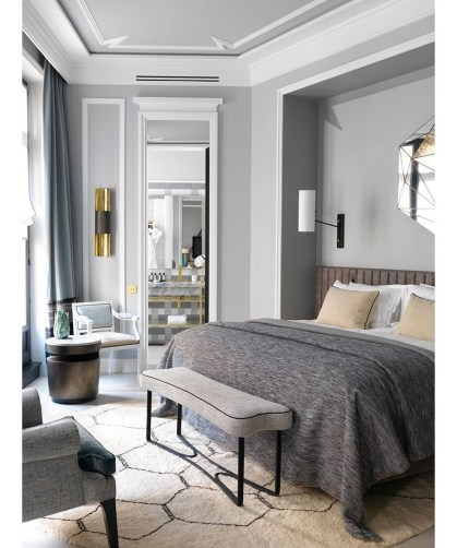 Lovely Contemporary Bedroom Designs For Your New Home39