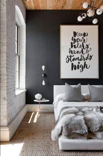 Lovely Contemporary Bedroom Designs For Your New Home40