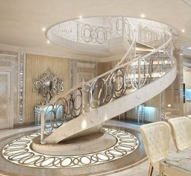 Modern Staircase Designs For Your New Home01