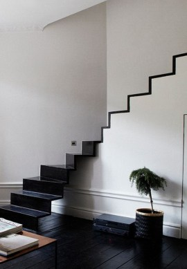 Modern Staircase Designs For Your New Home06