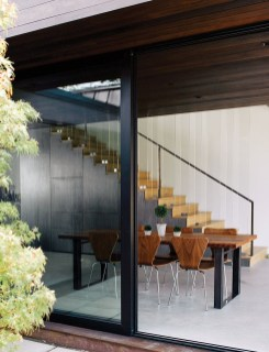 Modern Staircase Designs For Your New Home30