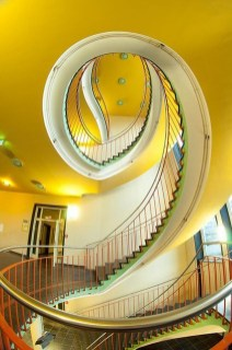 Modern Staircase Designs For Your New Home32