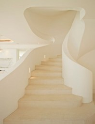 Modern Staircase Designs For Your New Home40