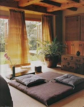 Relaxing Asian Bedroom Interior Designs09