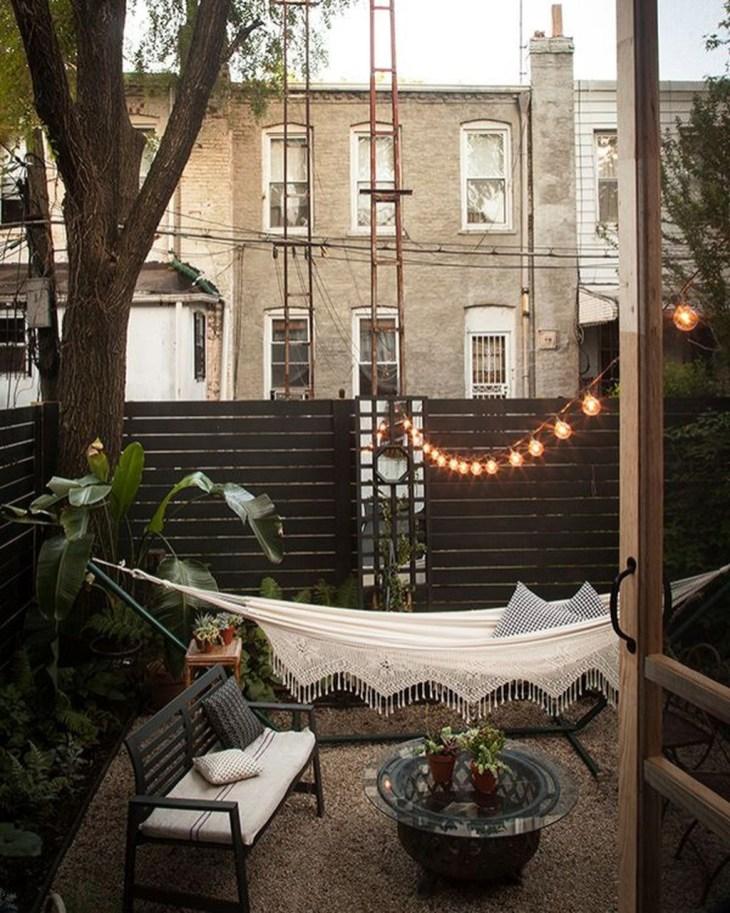 Simple Backyard Step Lights Fire Pits01