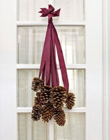 Simple Halloween Wreath Designs For Your Front Door03