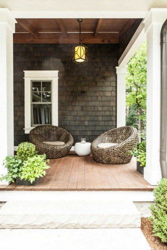 Welcoming Contemporary Porch Designs06