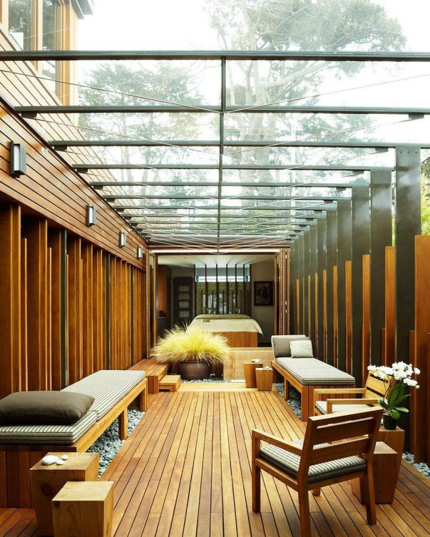 Welcoming Contemporary Porch Designs27