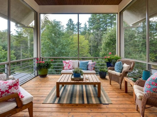 Welcoming Contemporary Porch Designs28