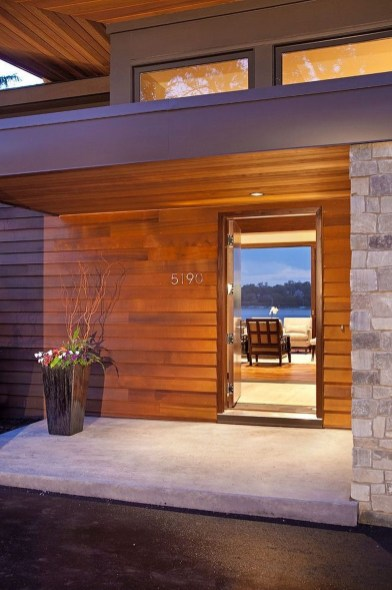Welcoming Contemporary Porch Designs35