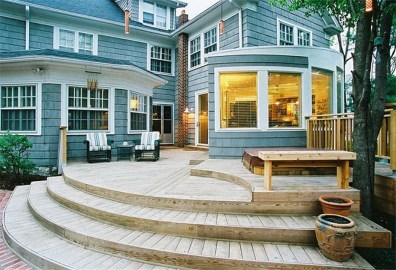 Welcoming Contemporary Porch Designs43