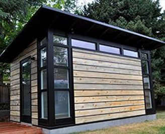 Amazing Backyard Studio Shed Design08