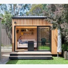 Amazing Backyard Studio Shed Design28