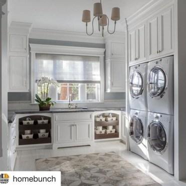 Amazing Laundry Room Tile Design06