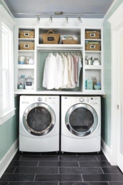 Amazing Laundry Room Tile Design08
