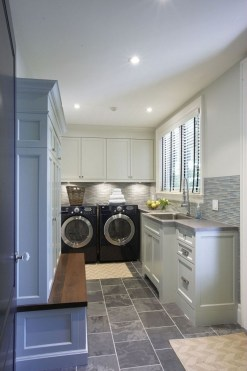 Amazing Laundry Room Tile Design09