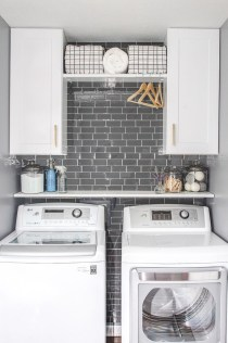 Amazing Laundry Room Tile Design19