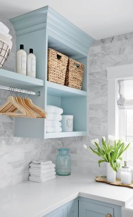 Amazing Laundry Room Tile Design23