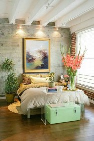 Comfy Urban Master Bedroom Ideas04