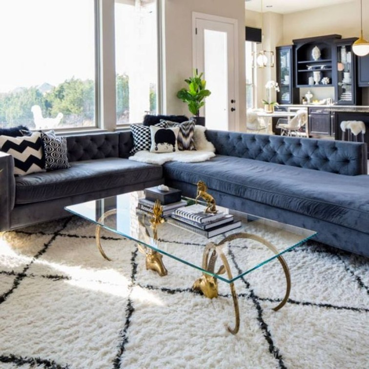 Elegant Living Room Design33